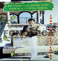 PICOSAS CHILENAS CON SABOR A COSTA CHICA