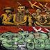 Vandals deface Bonifacio mural