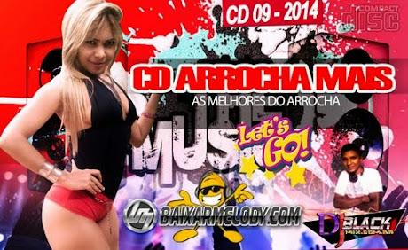 CD Arrocha Mais 2014 Vol. 09 - DJBlackmix
