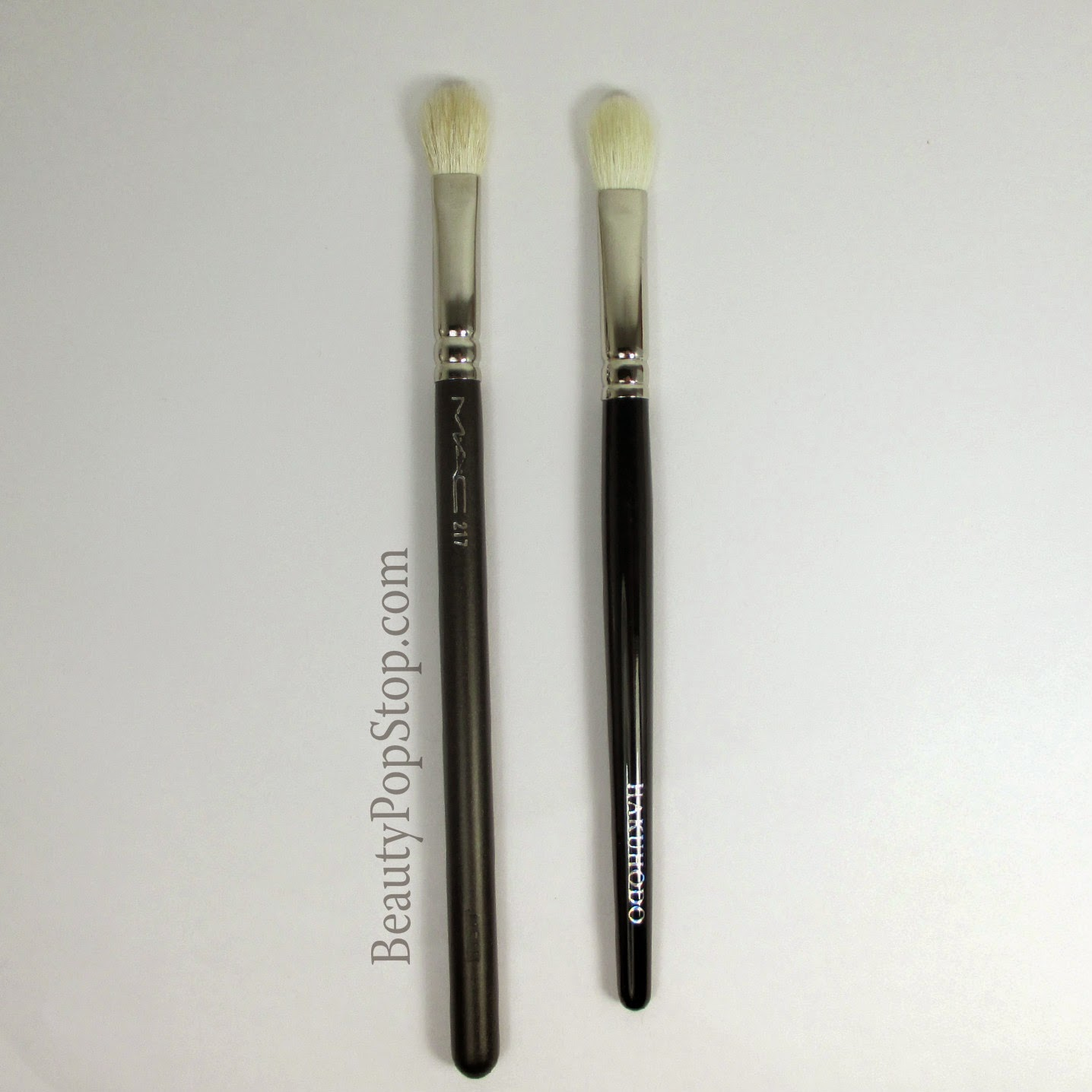 hakuhodo j5523 vs mac 217 comparison