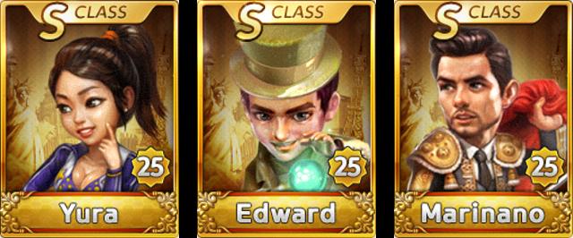Kartu S Class Let's Get Rich