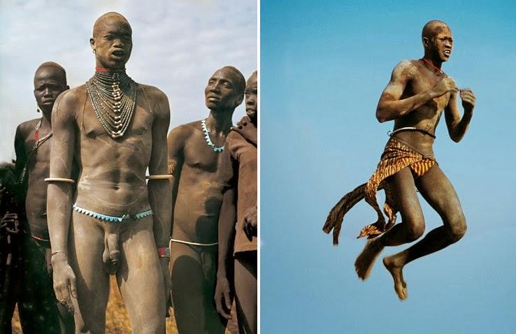 Голые африканцы мужчины фото видео