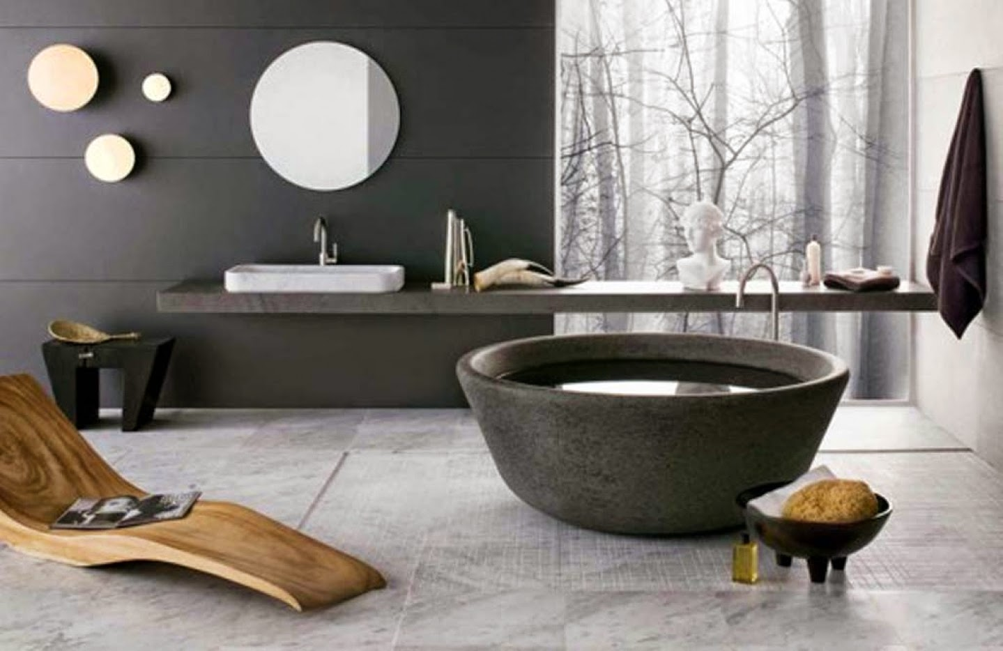 Modern Bathroom Design Ideas 2015