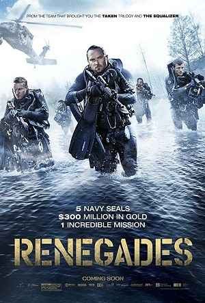 Renegados - Legendado Torrent Download