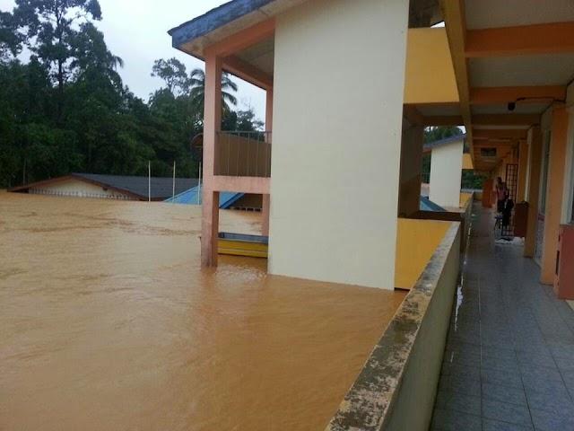 Banjir : Musibah Atau Tanda Amaran?!
