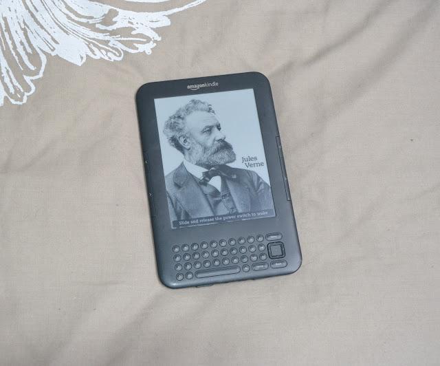 Books: Kindle and Bla Bla Bla.