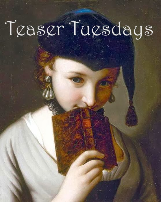 http://jlshall.blogspot.com/search/label/Teaser%20Tuesdays