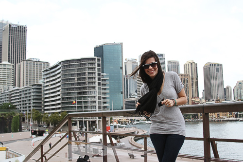 Australia: Day 1 + 2