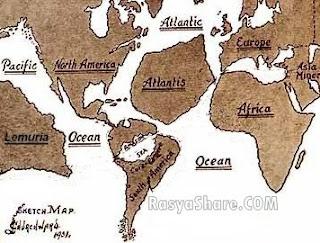 Tafsiran Qur'an Dan Hadits Tentang Peradaban Atlantis Dan Lemuria