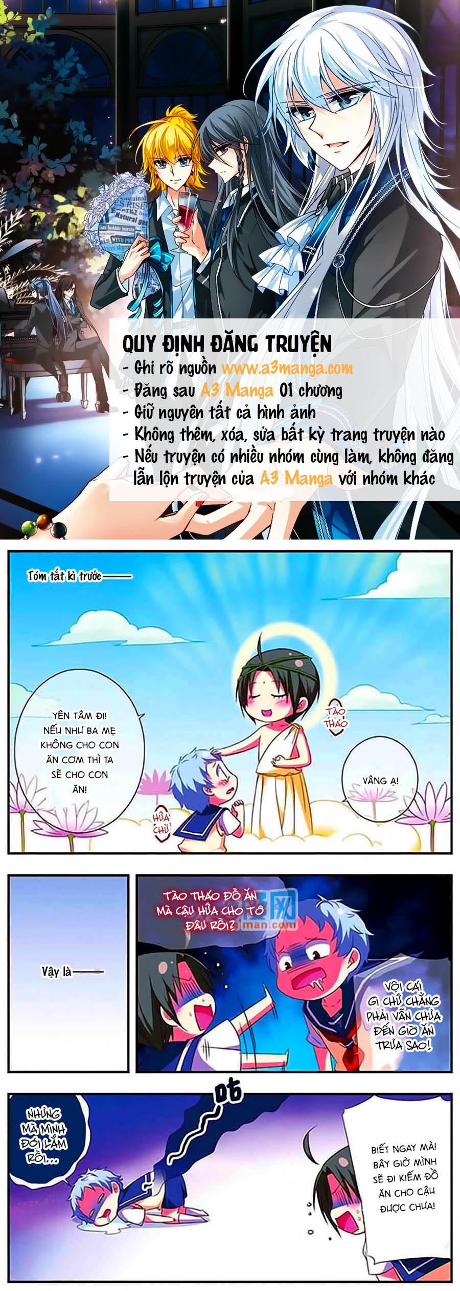 Manh Tam Quốc Chap 101 - Next Chap 102