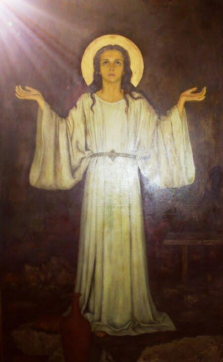 Sveta Filomena, Princeza, Djevica, Mučenica