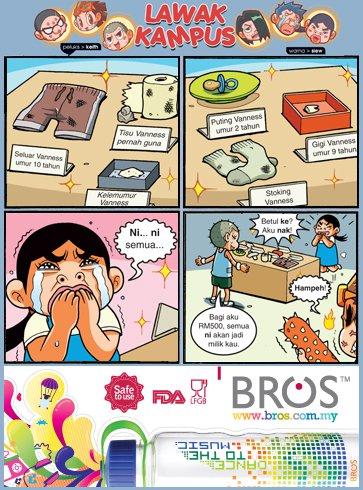 Komik Lawak Kampus Jilid 17 Download