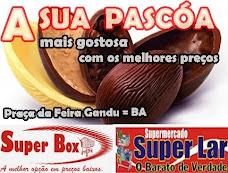 Super Box e Super Lar Supermercados