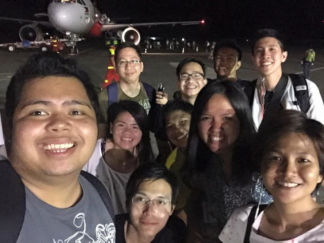 FSRM New Hires Forevermore (NHFM) Puerto Princesa Airport