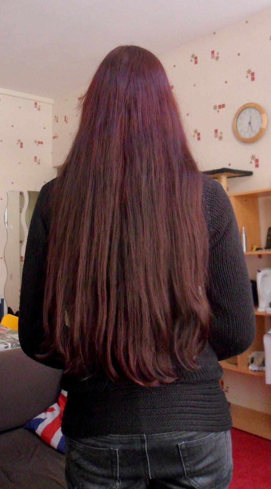 Sur combien repoussent les cheveux si se servir de lhuile de bardane