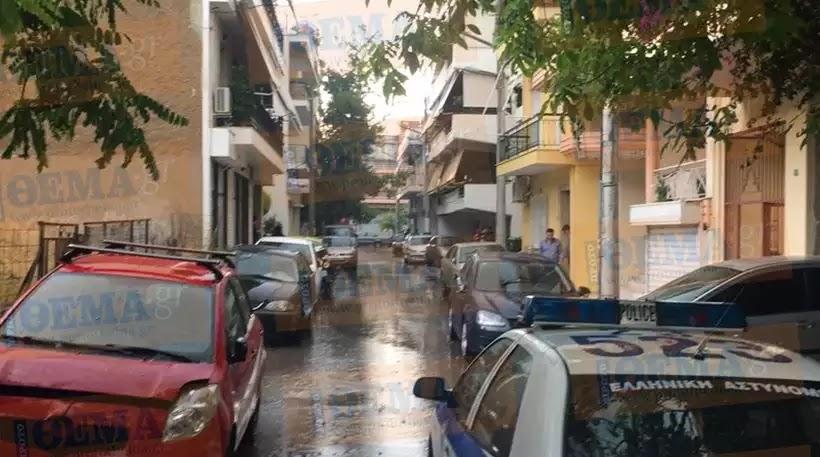 Θρίλερ στο Ίλιον: 18χρονος έπεσε από μπαλκόνι με καρφωμένο μαχαίρι στο λαιμό