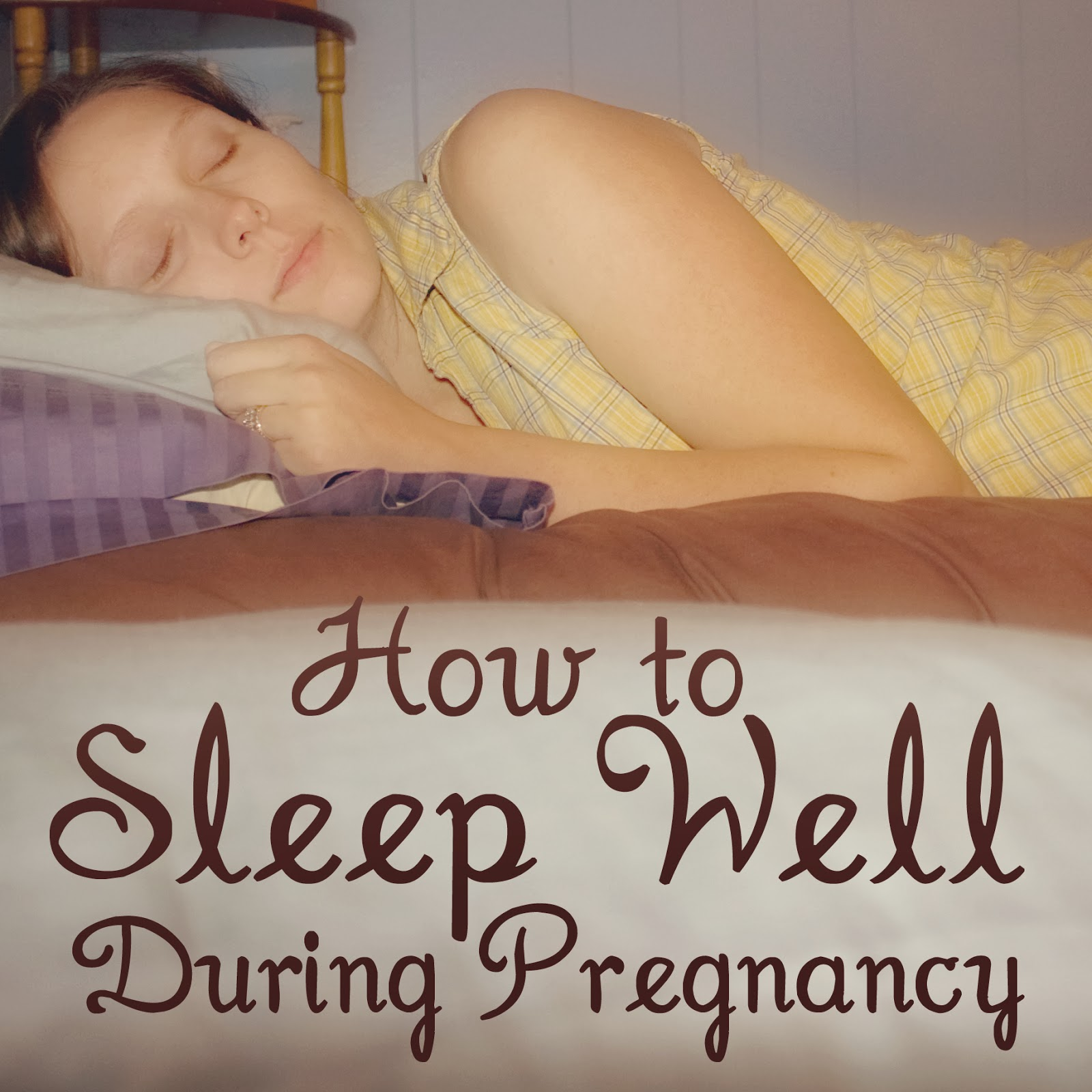 Sleeping Like a Baby: How to Sleep Peacefully During Pregnancy