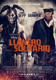 ver El llanero solitario / The Lone Ranger (2013)