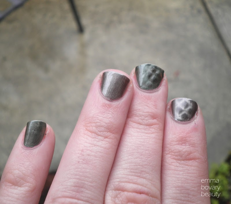emmabovarybeauty: Essie Snakeskin Collection Swatches- a slithering ...