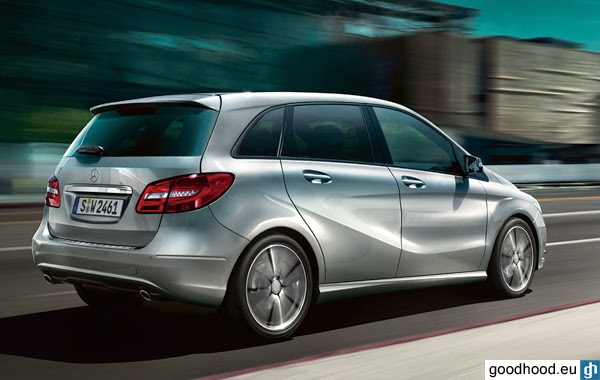 mercedes benz b class w246 facelift 2014 price specs fuel consumption dimensions. Black Bedroom Furniture Sets. Home Design Ideas