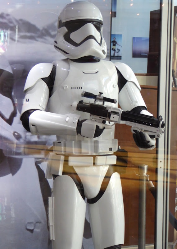 First Order Stormtrooper costume Star Wars Force Awakens