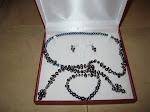 Corbata de Perlas Cultivadas
