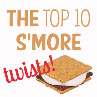 The Top 10 S'more Twists for National S'more Day! | It's Always Ruetten
