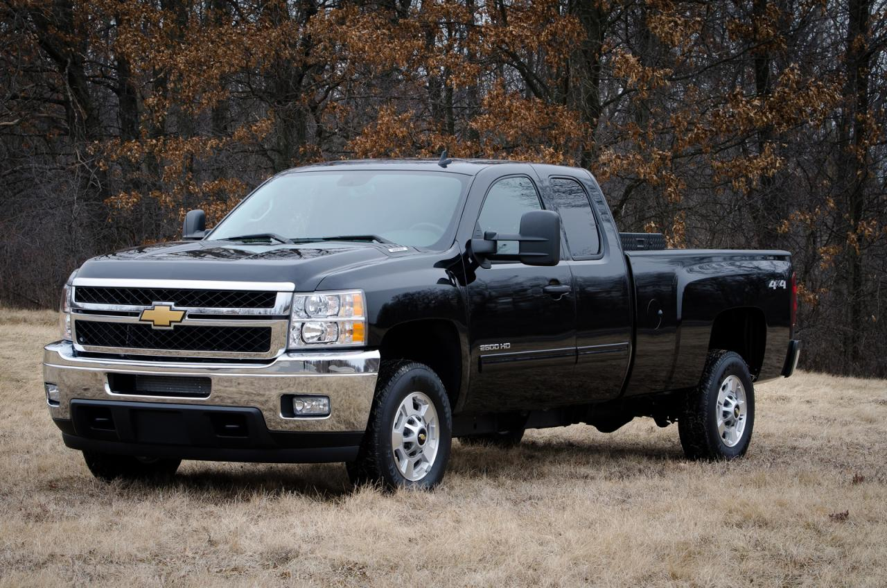 2013 Chevrolet Silverado bi fuel Garage Car