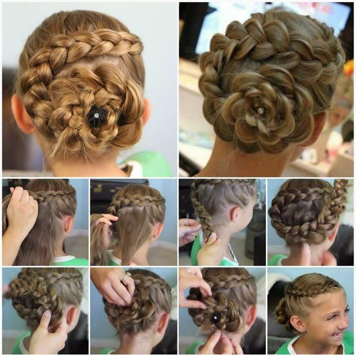 Women Hair Style Tutorials #36..