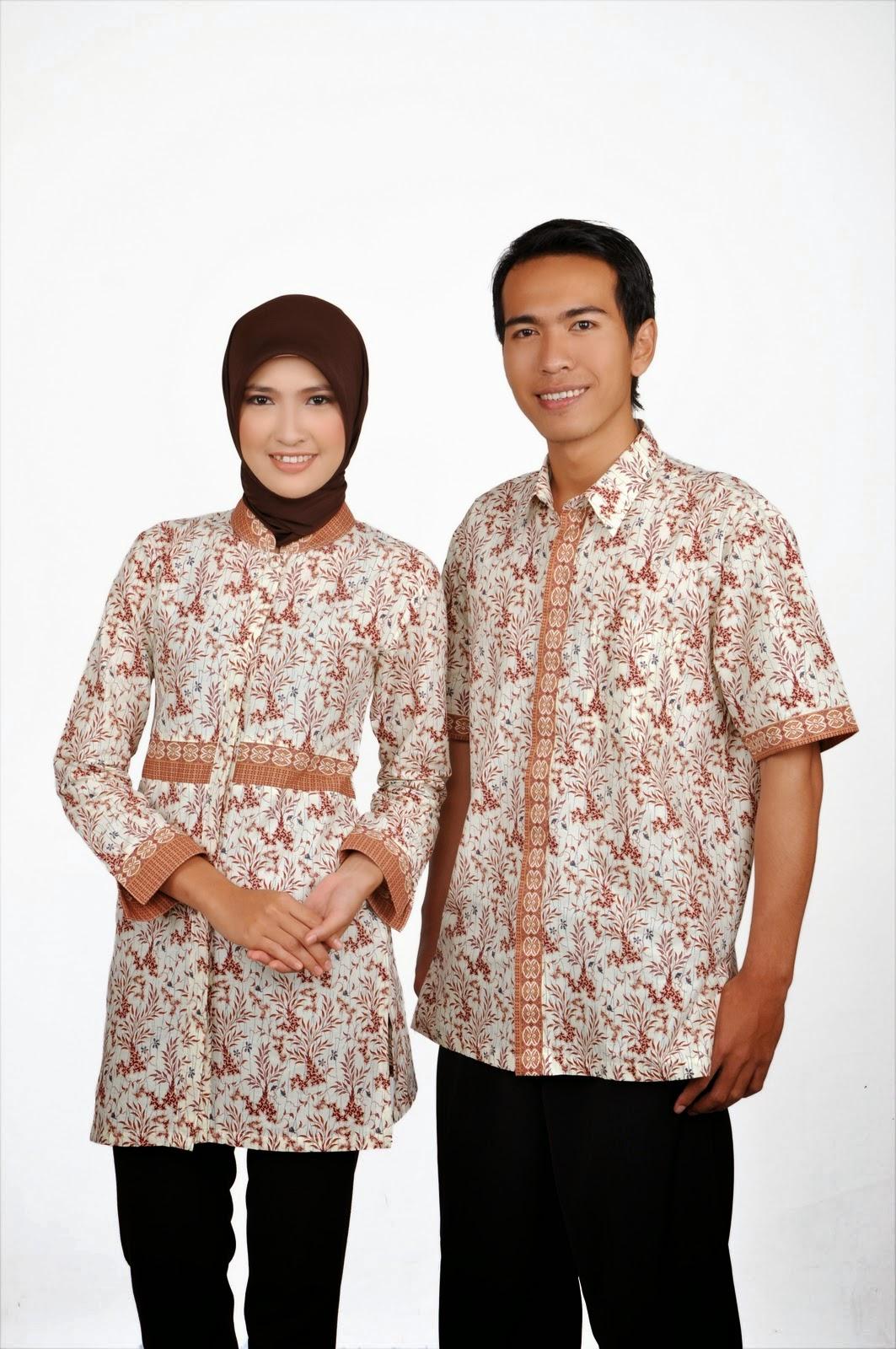 Motif baju batik yang cocok buat anda di baju batik Baju gamis batik danar hadi