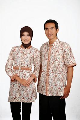 Blus batik motif 032 bambu