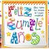 Hermosas tarjetas de feliz cumpleaños - Mensajes con fases cortas para felicitar en este día especial