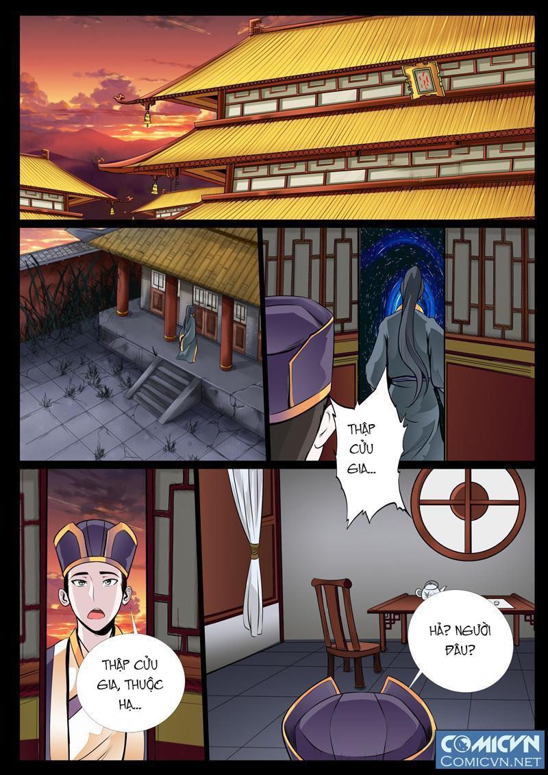 Long Phù Chi Vương Đạo Thiên Hạ Chap 20