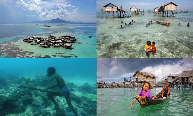 Bajau Laut overview