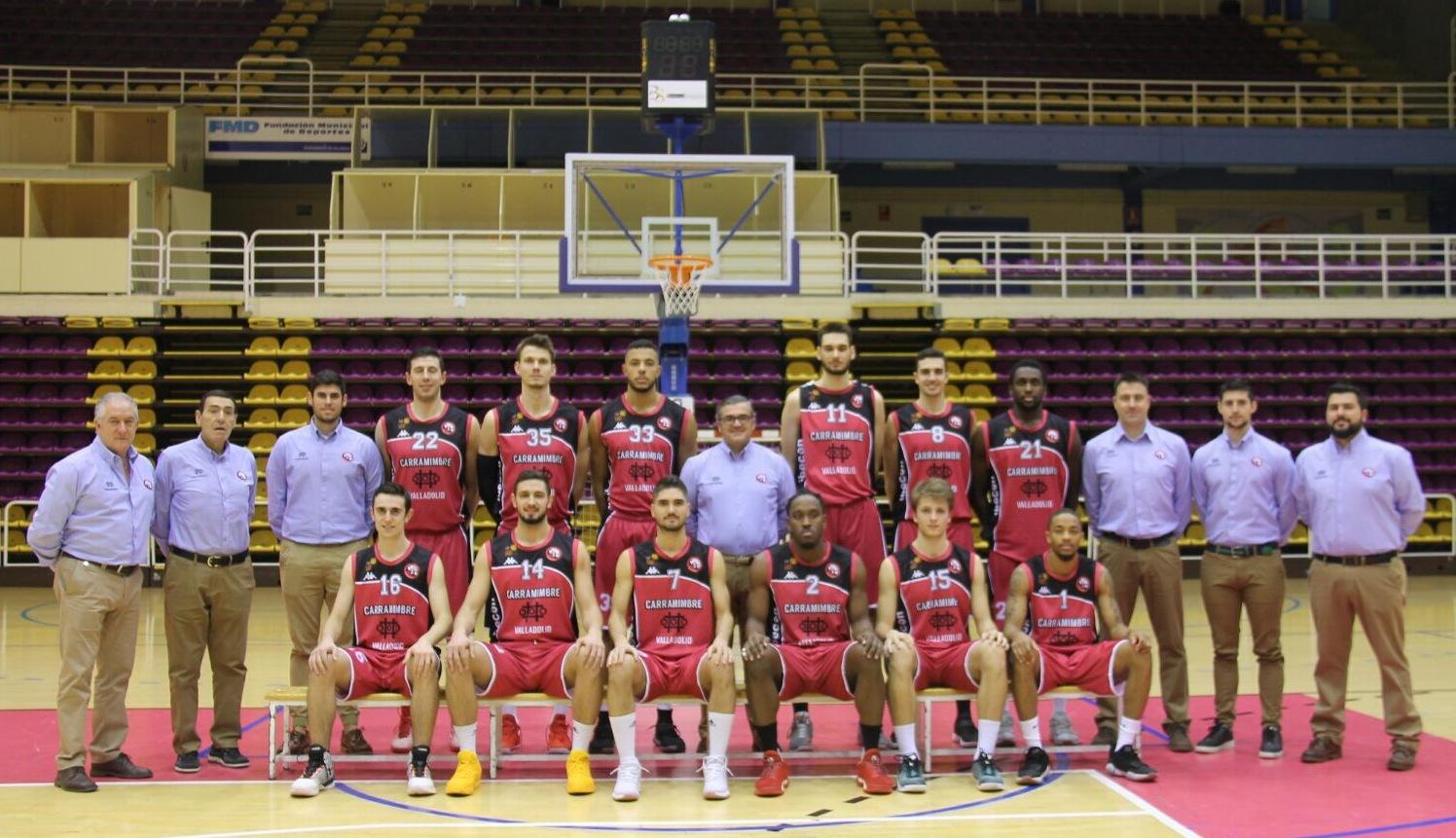 CLUB BALONCESTO CIUDAD DE VALLADOLID. 2017-2018. LIGA LEB ORO