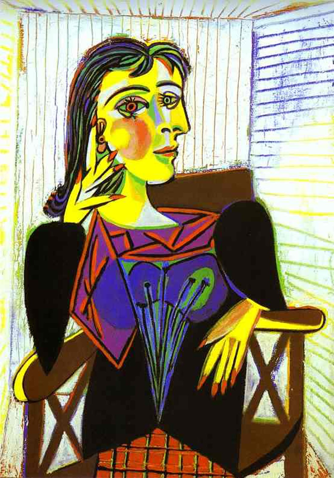 Picasso Cubist Faces Cubism was a 20th century