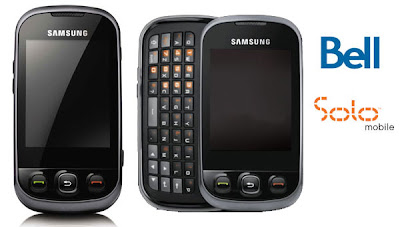 Spesifikasi Samsung Entro SPH-M350
