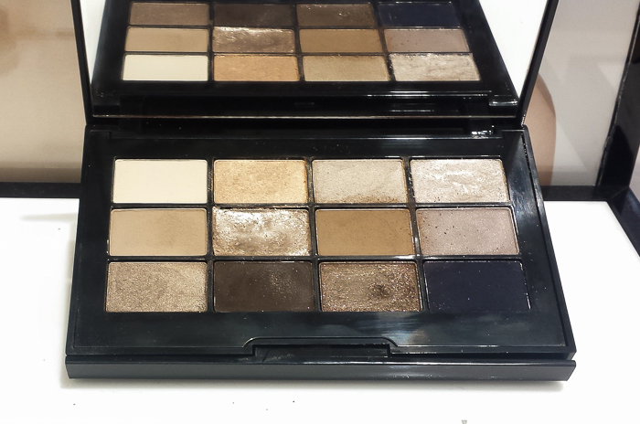 Bobbi Brown Secret to Standout Eyes - Eyeshadow Palette Set - Swatches