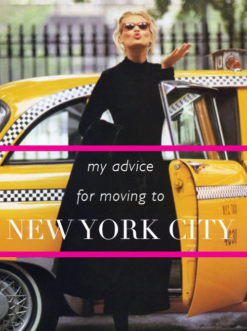 advice for moving to new york design darling bloglovin