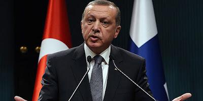 Picu Keributan, Patung Emas Erdogan di Wiesbaden Jerman Disingkirkan