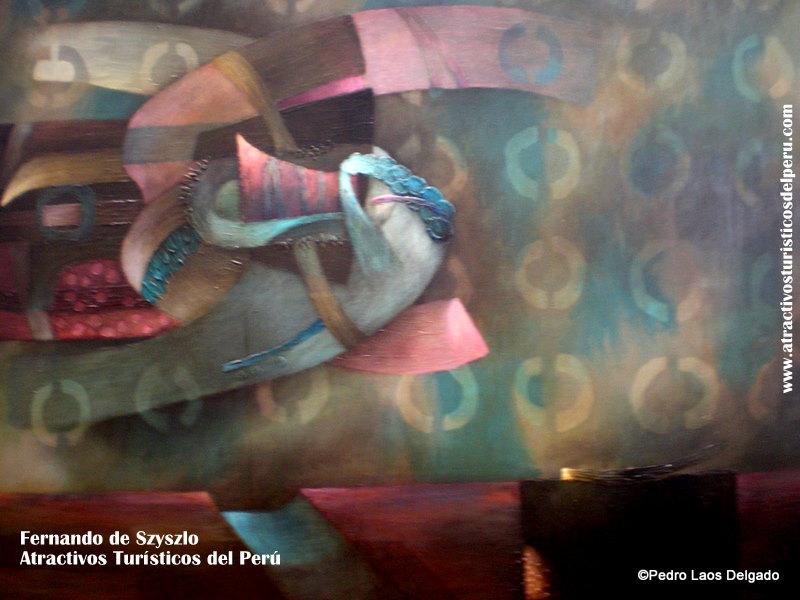 Turismo: Arte , Pinturas