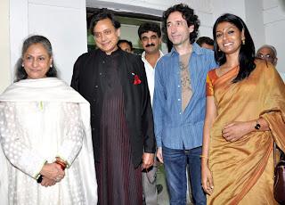 Nandita Das & Jaya Bachchan at 'Gattu' Premiere in Delhi