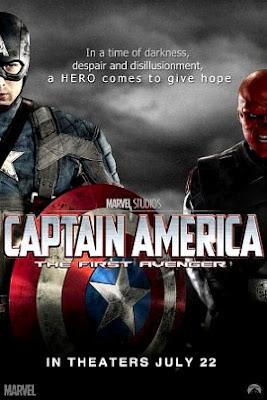 Filme Poster  Capitão América: O Primeiro Vingador TS XviD & RMVB Legendado