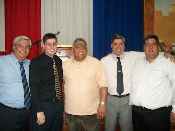 mis amigos paraguayos
