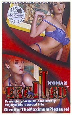 Doc Johnson Excited Woman - Sex Toys Shopping! Toko Alat Bantu Sex Pria dan Wanita No 1 Dikelasnya