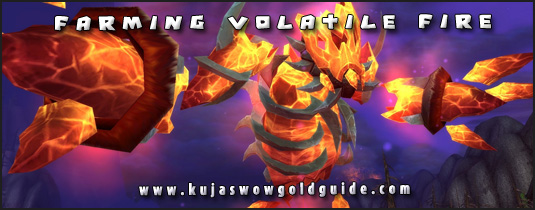 volatile fire farming