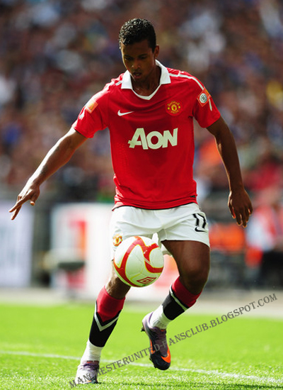 Luis Nani became target Transfer Real Madrid Summer Windows