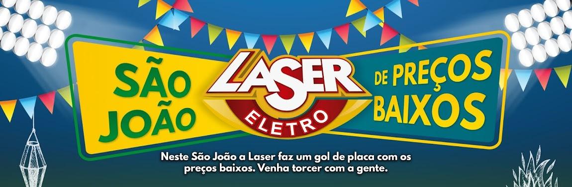 Lojas Laser Eletro - Aqui é o seu lugar