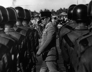 tentara indonesia saat berperang ke kongo