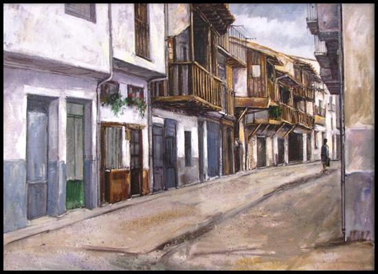 Ganadores del IV Concurso de Pintura Rápida. Otoñada y emprendimiento 2012